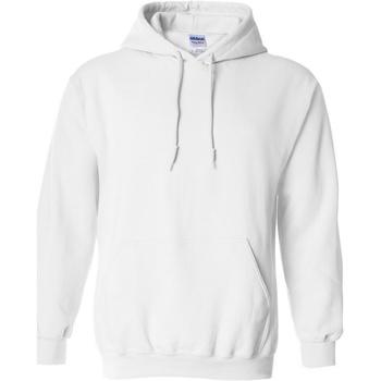 vaatteet Svetari Gildan 18500 White