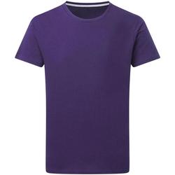 vaatteet Miehet Lyhythihainen t-paita Sg Perfect Purple