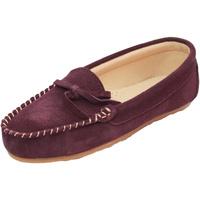 kengät Naiset Tossut Eastern Counties Leather  Plum