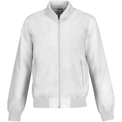 vaatteet Miehet Pusakka B And C Trooper White/ White