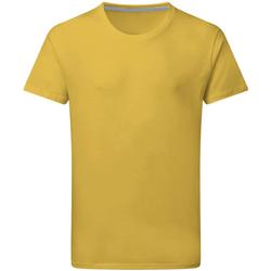 vaatteet Miehet Lyhythihainen t-paita Sg Perfect Sunflower