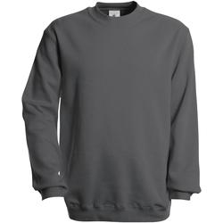 vaatteet Miehet Svetari B And C Modern Steel Grey