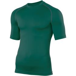 vaatteet Miehet Lyhythihainen t-paita Rhino RH002 Bottle Green