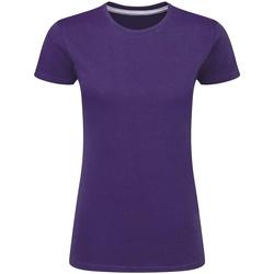 vaatteet Naiset Lyhythihainen t-paita Sg Perfect Purple