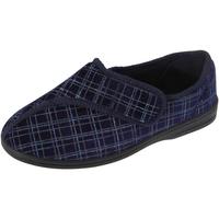 kengät Miehet Tossut Zedzzz  Navy Blue