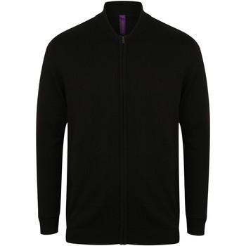 vaatteet Neuleet / Villatakit Henbury HB718 Black