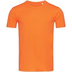 vaatteet Miehet Lyhythihainen t-paita Stedman Stars Morgan Pumpkin