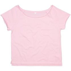 vaatteet Naiset Lyhythihainen t-paita Mantis Dance Soft Pink