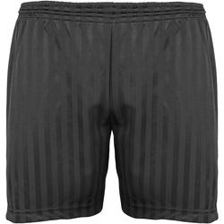 vaatteet Lapset Shortsit / Bermuda-shortsit Maddins MD15B Black