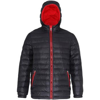 vaatteet Miehet Toppatakki 2786 TS016 Black/Red