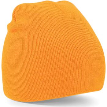 Asusteet / tarvikkeet Pipot Beechfield B44 Fluorescent Orange