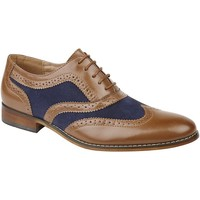kengät Pojat Herrainkengät Roamers  Tan/Navy