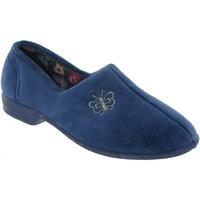 kengät Naiset Tossut Mirak Bouquet Blueberry