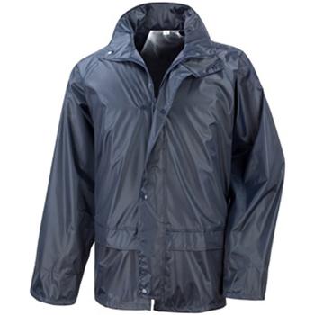 vaatteet Miehet Verryttelypuvut Result R225X Navy Blue