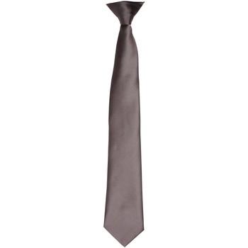 vaatteet Miehet Solmiot ja asusteet Premier PR755 Dark Grey