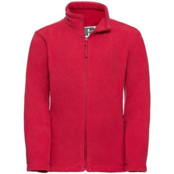vaatteet Pojat Fleecet Jerzees Schoolgear 8700B Classic Red
