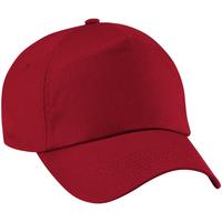 Asusteet / tarvikkeet Lippalakit Beechfield B10 Classic Red