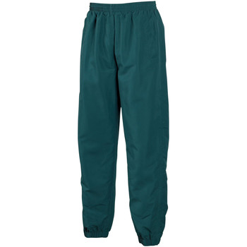 vaatteet Miehet Verryttelyhousut Tombo Teamsport TL047 Dark Green