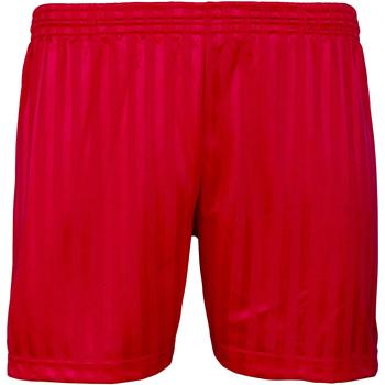vaatteet Lapset Shortsit / Bermuda-shortsit Maddins MD15B Red