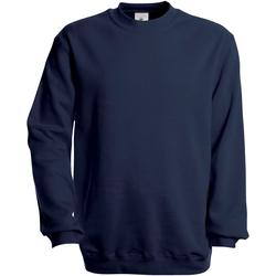 vaatteet Miehet Svetari B And C Modern Navy Blue