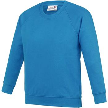 vaatteet Lapset Svetari Awdis AC01J Sapphire Blue