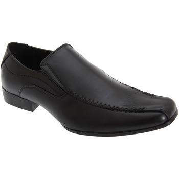 kengät Miehet Mokkasiinit Us Brass  Black