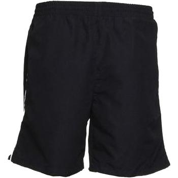 vaatteet Miehet Shortsit / Bermuda-shortsit Gamegear KK980 Black/White
