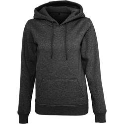 vaatteet Naiset Svetari Build Your Brand BY026 Black