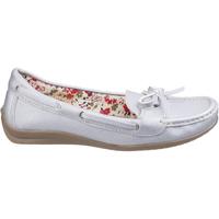 kengät Naiset Purjehduskengät Fleet & Foster Alicante Silver