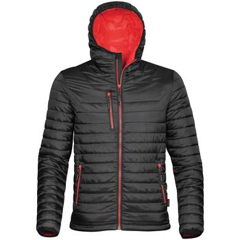 vaatteet Miehet Toppatakki Stormtech Gravity Black/True Red