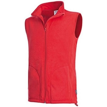 vaatteet Miehet Neuleet / Villatakit Stedman  Scarlet Red