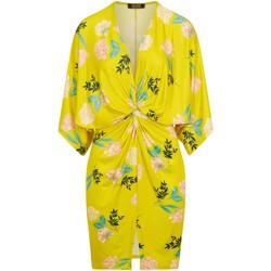 vaatteet Naiset Lyhyt mekko Girls On Film  Multicoloured Floral