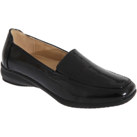 kengät Naiset Mokkasiinit Boulevard  Black Patent
