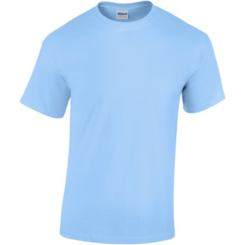 vaatteet Lapset Lyhythihainen t-paita Gildan 5000B Light Blue