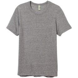 vaatteet Miehet Lyhythihainen t-paita Alternative Apparel AT001 Eco Grey