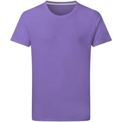 vaatteet Miehet Lyhythihainen t-paita Sg Perfect Aster Purple