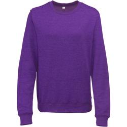 vaatteet Naiset Svetari Awdis JH045 Purple Heather