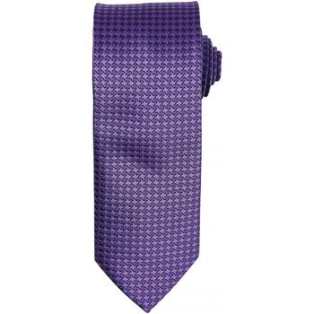 vaatteet Miehet Solmiot ja asusteet Premier Puppy Purple