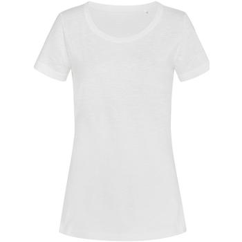 vaatteet Naiset Lyhythihainen t-paita Stedman Stars Sharon White
