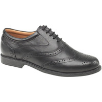 kengät Miehet Herrainkengät Amblers Liverpool Black