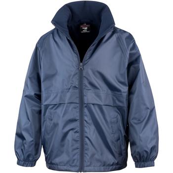 vaatteet Lapset Pusakka Result R203JY Navy Blue