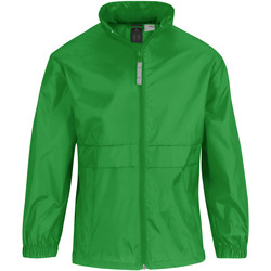 vaatteet Lapset Tuulitakit B And C Sirocco Real Green