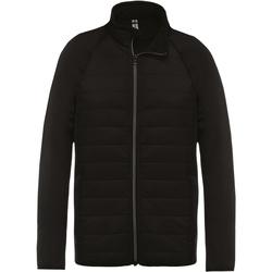 vaatteet Miehet Toppatakki Kariban Proact PA233 Black/ Black