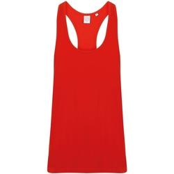 vaatteet Miehet Hihattomat paidat / Hihattomat t-paidat Skinni Fit SF236 Bright Red
