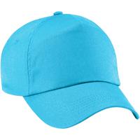 Asusteet / tarvikkeet Lippalakit Beechfield BC010 Surf Blue