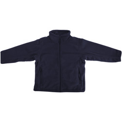 vaatteet Lapset Fleecet Jerzees Schoolgear 8700B French Navy