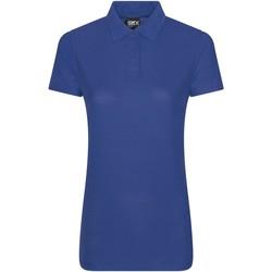 vaatteet Naiset Lyhythihainen poolopaita Pro Rtx RX05F Royal Blue