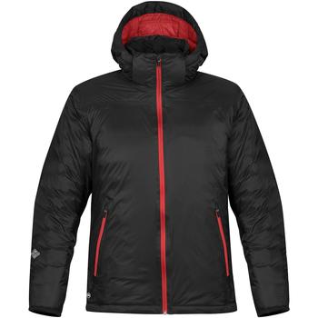 vaatteet Miehet Toppatakki Stormtech Black Ice Black/Red