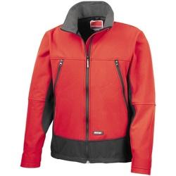 vaatteet Miehet Tuulitakit Result R120X Red/Black