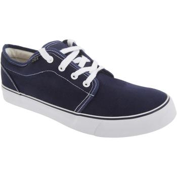 kengät Miehet Matalavartiset tennarit Dek  Navy Blue